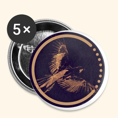 Ara - Buttons klein 25 mm