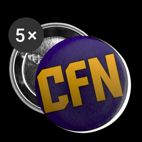 CFN - Buttons small 1''/25 mm (5-pack)