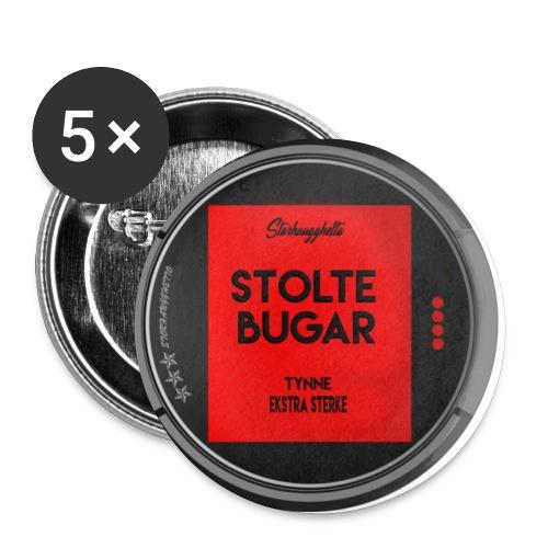 STOLTEBUGAR - Liten pin 25 mm