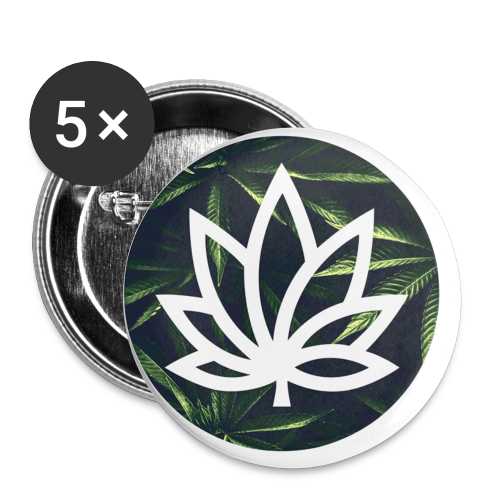 Round Praime - Logo - Buttons klein 25 mm