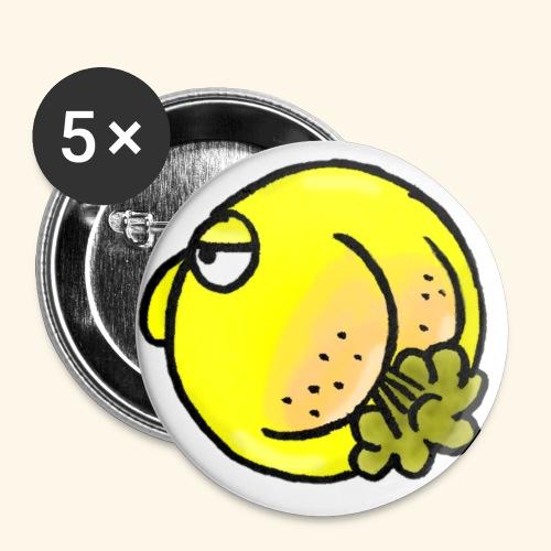 Sobley 3 : Rien à péter ! - Badge petit 25 mm