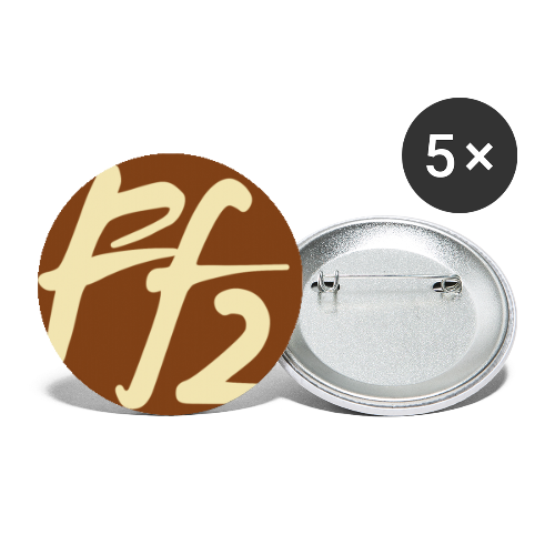 FF2 - Rintamerkit pienet 25 mm (5kpl pakkauksessa)