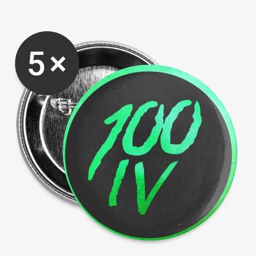 iv100 - Spilla piccola 25 mm