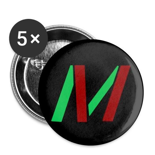 MattiFinance - Rintamerkit pienet 25 mm (5kpl pakkauksessa)