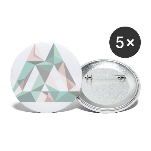 Safemode - M - Buttons small 1''/25 mm (5-pack)