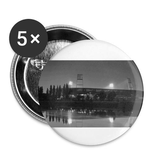 weserstadion-bremen-15550 - Buttons klein 25 mm (5er Pack)