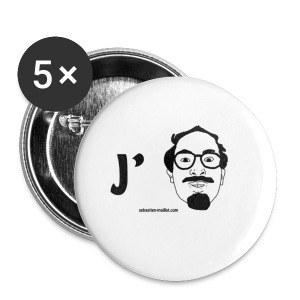 jseb - Badge petit 25 mm
