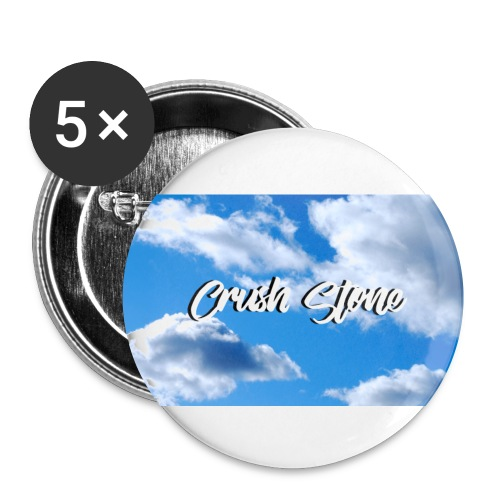 Sin título 2 png - Buttons small 1''/25 mm (5-pack)