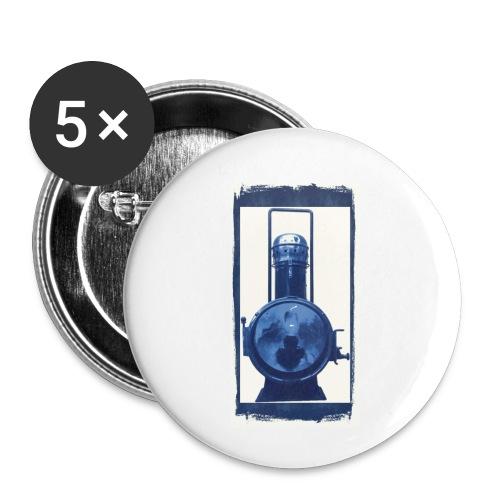 Lok Lantern - Rintamerkit pienet 25 mm (5kpl pakkauksessa)