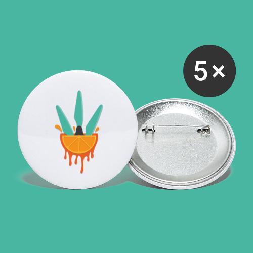 JuicePropFPV - Buttons klein 25 mm (5er Pack)