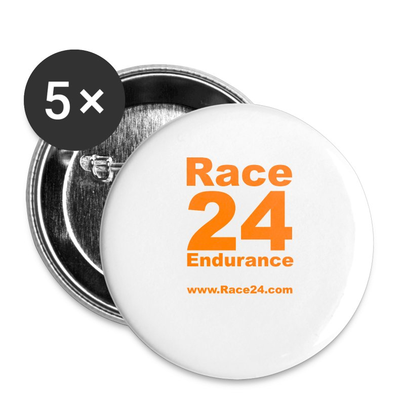 Race24 Large Logo - Buttons small 25 mm