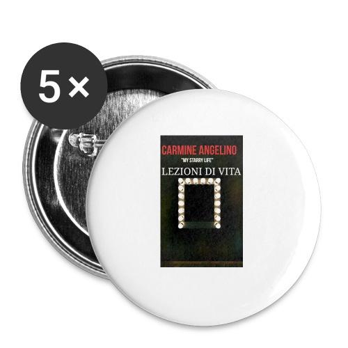 2017 07 22 03 08 59 - Confezione da 5 spille piccole (25 mm)