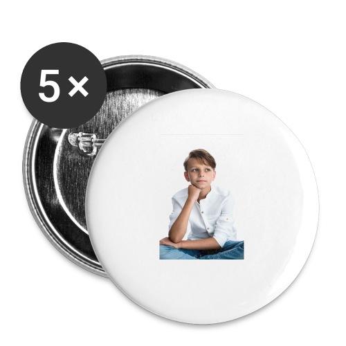 Sjonny - Buttons klein 25 mm (5-pack)