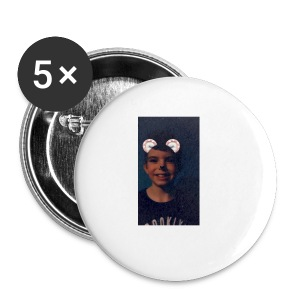 Badges 5 pack - Buttons small 25 mm