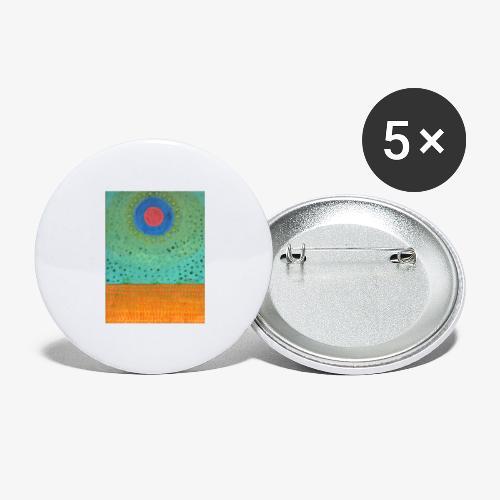Noc Nad Pustynią - Przypinka mała 25 mm (pakiet 5 szt.)