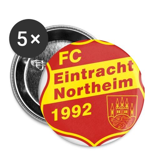 fc eintracht northeim von wwweddie666de - Buttons klein 25 mm (5er Pack)