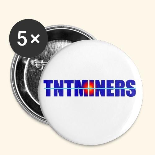 TNTMINERS ANNAN FÄRG - Små knappar 25 mm (5-pack)