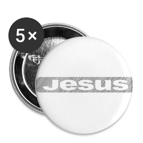 Jesus - Buttons klein 25 mm