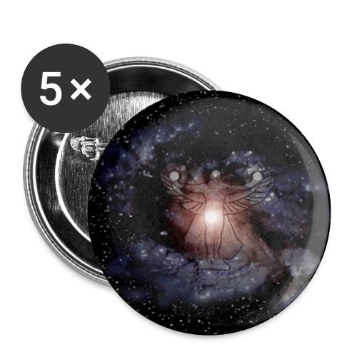 paaalogoneu1 gross - Buttons klein 25 mm (5er Pack)