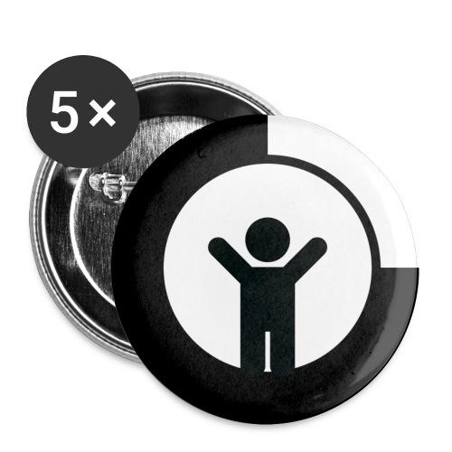 Logo Activiteitencommissie - Buttons klein 25 mm