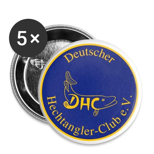 dhclogorundvectorvorschau - Buttons klein 25 mm (5er Pack)
