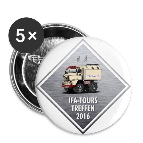 IFA Tours Treffen 2016 - Buttons klein 25 mm (5er Pack)