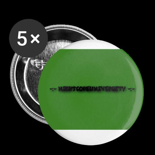 NightcoreUniversity - Små knappar 25 mm