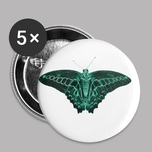 MOTH - Buttons small 1''/25 mm (5-pack)