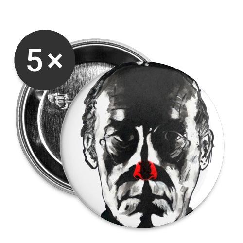 o73868 - Buttons klein 25 mm (5er Pack)