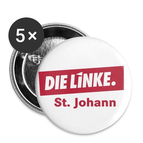 StjmSb2 - Buttons klein 25 mm (5er Pack)