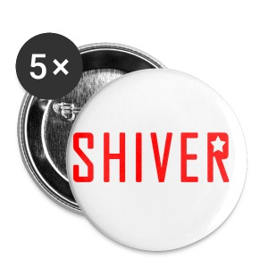 Shiver Logo - Buttons small 25 mm