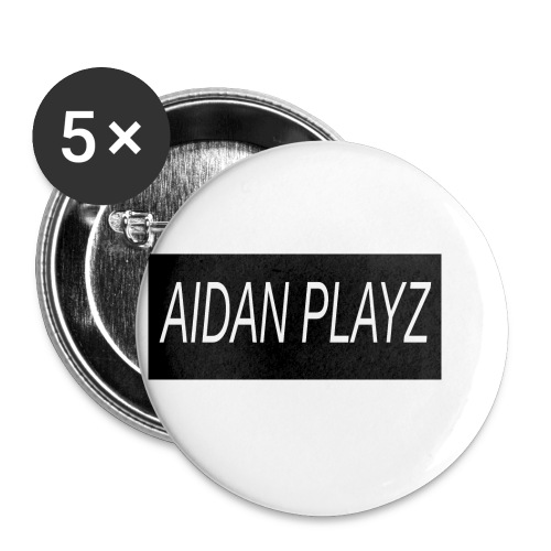 AIDAN - Buttons small 1''/25 mm (5-pack)