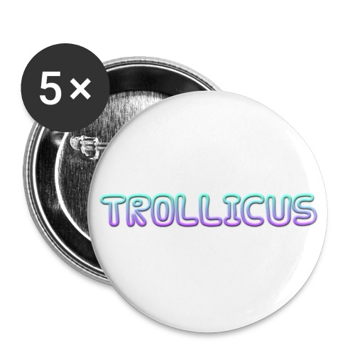 cooltext280774947273285 - Buttons small 1''/25 mm (5-pack)