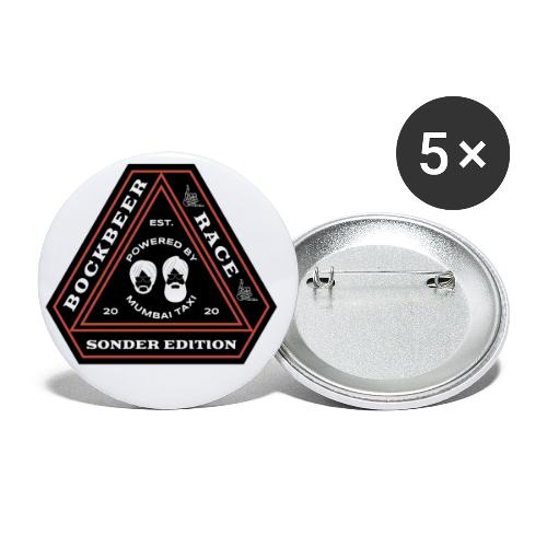 BBR 2020 - Buttons klein 25 mm (5er Pack)
