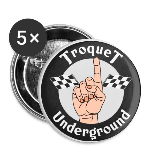 logo t15 gif - Lot de 5 petits badges (25 mm)