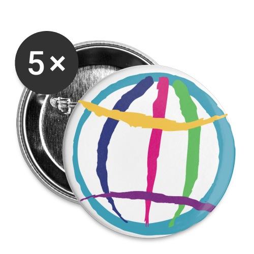 VFSDI Accessory II - Buttons klein 25 mm