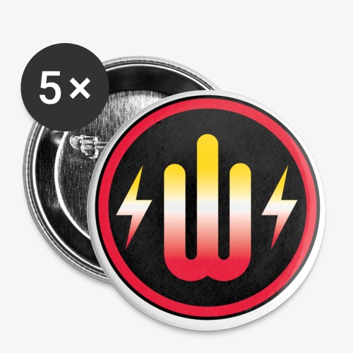 Wadada Power - Badge petit 25 mm
