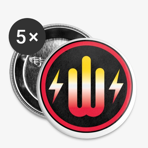 Wadada Power - Badge petit 25 mm