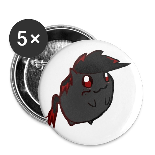 Umbra Pony Chubby - Buttons small 1''/25 mm (5-pack)