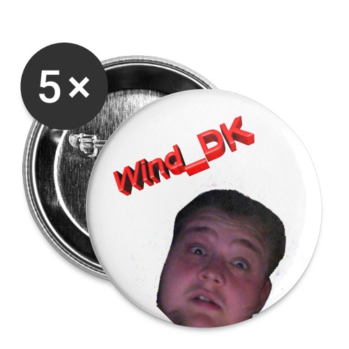 e54c0e70 o png - Buttons/Badges lille, 25 mm (5-pack)