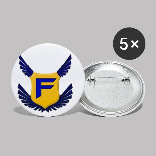 Fakz Badge - Buttons small 1''/25 mm (5-pack)