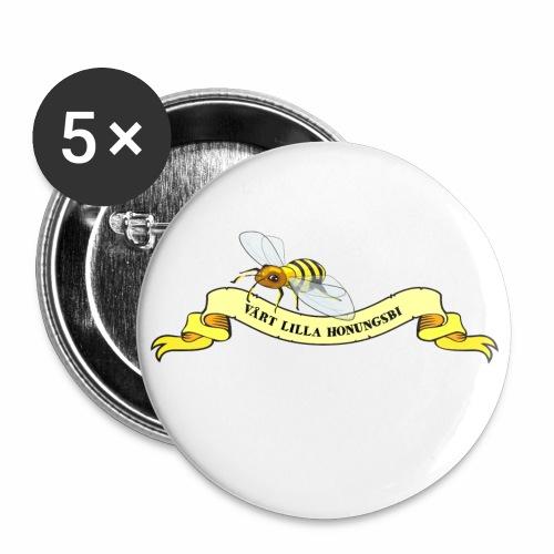 Vårt Lilla Honungsbi - Små knappar 25 mm