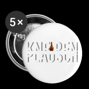 Kneipenplausch Big Edition - Buttons klein 25 mm