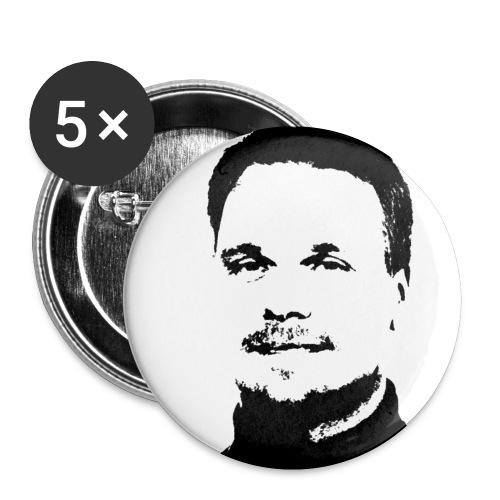 allaspeter - Små knappar 25 mm (5-pack)