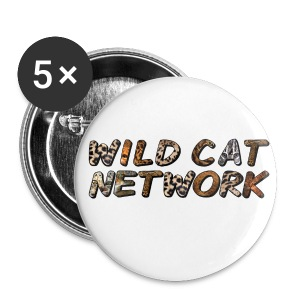 WildCatNetwork 1 - Buttons klein 25 mm