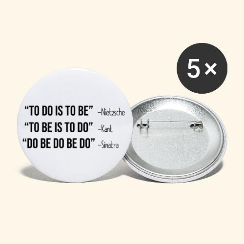 Do Be Do Be Do - Frank Sinatra - Buttons klein 25 mm (5er Pack)