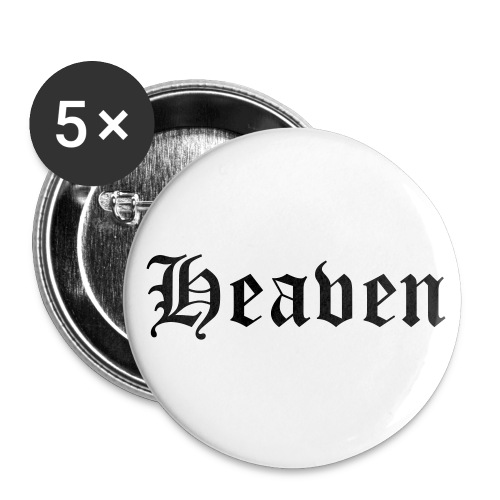 Heaven - Buttons small 25 mm