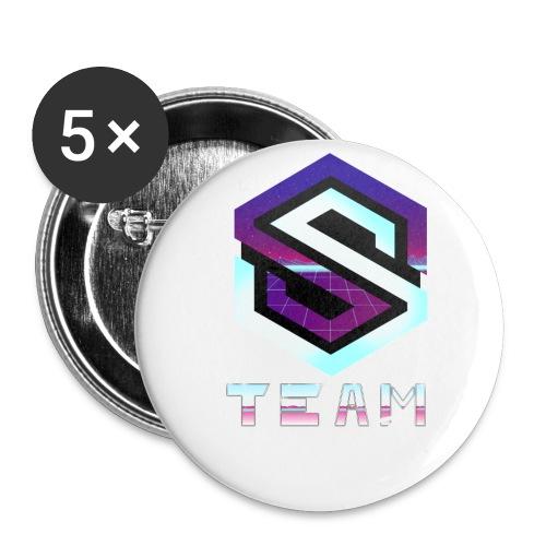 Rétro - Badge petit 25 mm