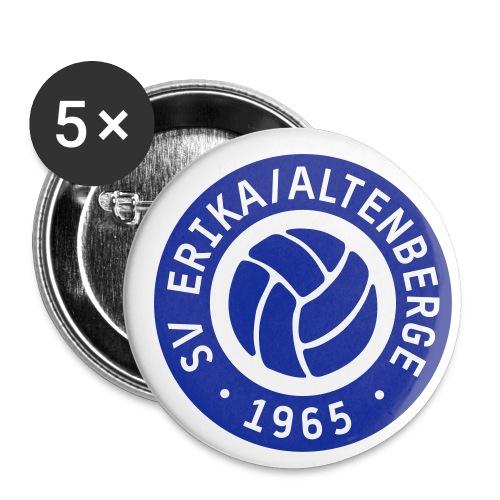 SV Erika Altenberge rund - Buttons klein 25 mm (5er Pack)