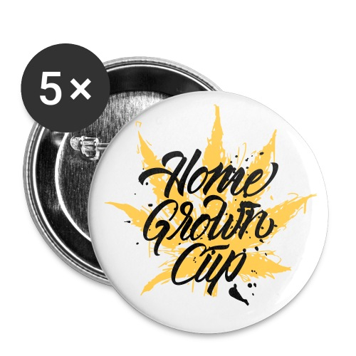 HGC final - Buttons klein 25 mm (5-pack)